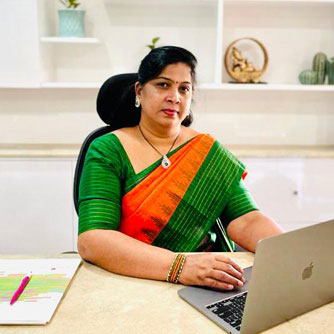 Mrs. Madhuri Pesaru